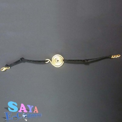 دستبند تریشه حلزونی